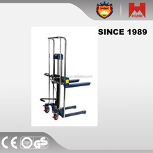 CYSE forklift truck 400kg capacity with materials handling equipment