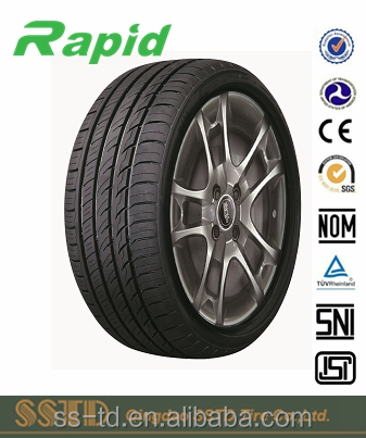 RAPID Tyre P609 UHP Car Tires