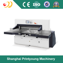 Automatic paper cutter equipment with 10 inch touch screen computer