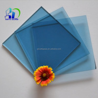 4mm-10mm Tinted Glass With Brown, Grey, Blue, Green, Black Colors