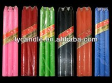 make color candles/color candle factory