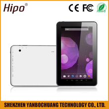 China Factory Low price in Dubai Quad-Core tablet PC Android kitkat with 6000mAh battery
