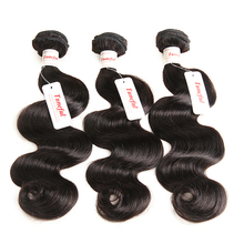 Body Wave 100% Human Hair Extension For Brazilian, 3Bundle Brazilian Body Wave Hair Bundles