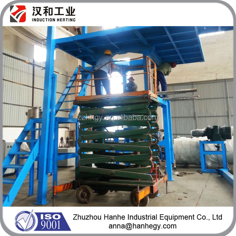 China VIGA Process Metal Powder Atomization Equipment Factory