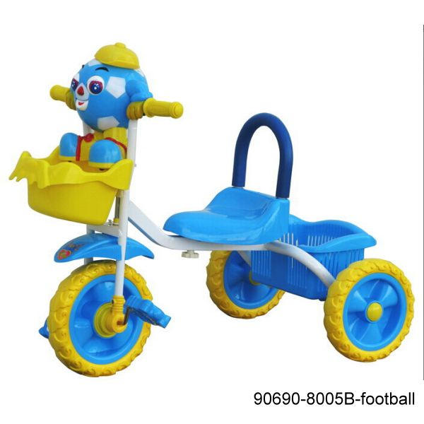 Hot Sell Children Tricycle Cheap Children Tricycle 90690-8005B-football
