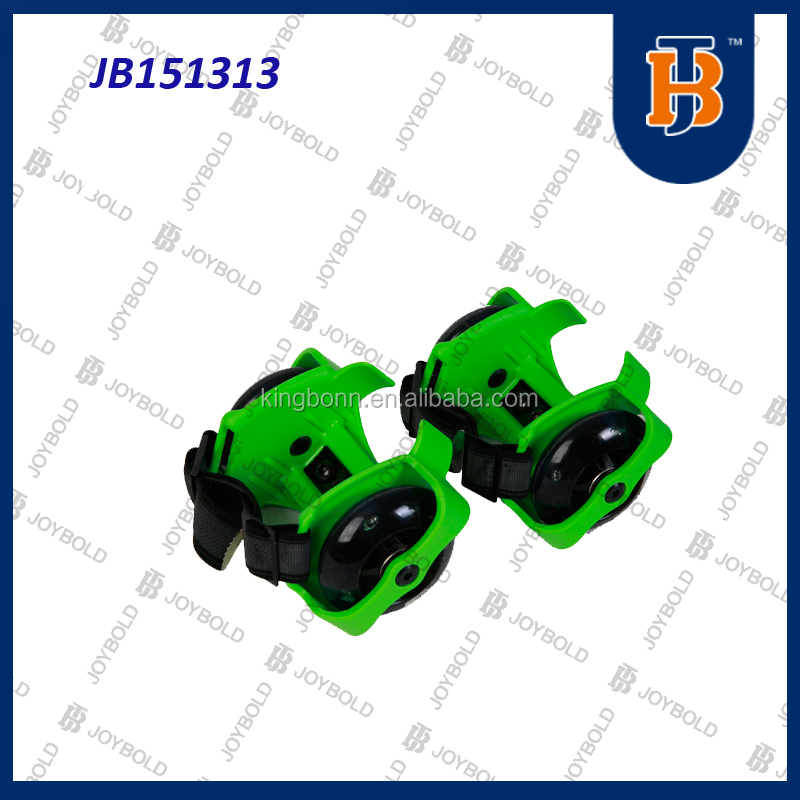 joybold best quality flashing roller skate wheel for children and adult