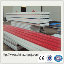 Cheap price roof wall 30mm 50mm sandwich panel