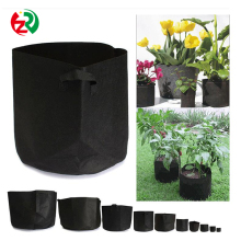 wholesale non-woven fabrics vegetables grow bags garden felt planter bags