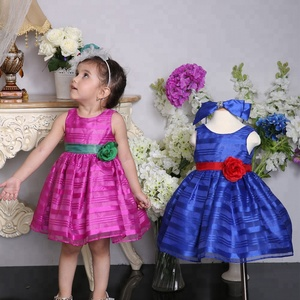 latest dress designs girls party dresses ,children clothes birthday dress for baby girl