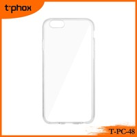 transparent phone case TPU cell phone cover clear anti-fall mobile phone protective case