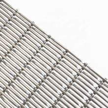 Stainless Steel Architectural Woven <strong>Mesh</strong> Used for Wall