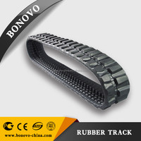 Motorcycle Rubber Track 380*50*58 China Factory for Your Exciting Winter /Snowmobile Rubber Track,