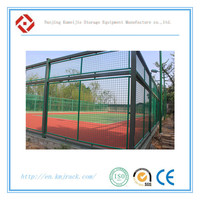 Cheap Sale Galvanized Football Field Wire Mesh Steel Fencing