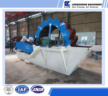 Professional cheap construction sand washing and dewatering machines from China