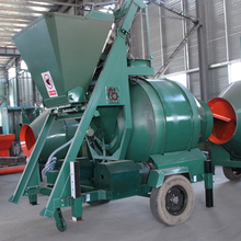 forced hydraulic concrete mixer for sale