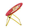 home&garden popular heavy duty durable indoor leisure bungee folding moon chair