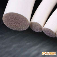 high quality good elasticity rubber seal strip Glass Sponge Rubber Door Seal Strip