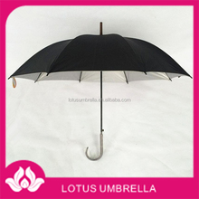 China Umbrella Town Songxia Factory made OEM Silver tape uv protection goft fish large umbrella