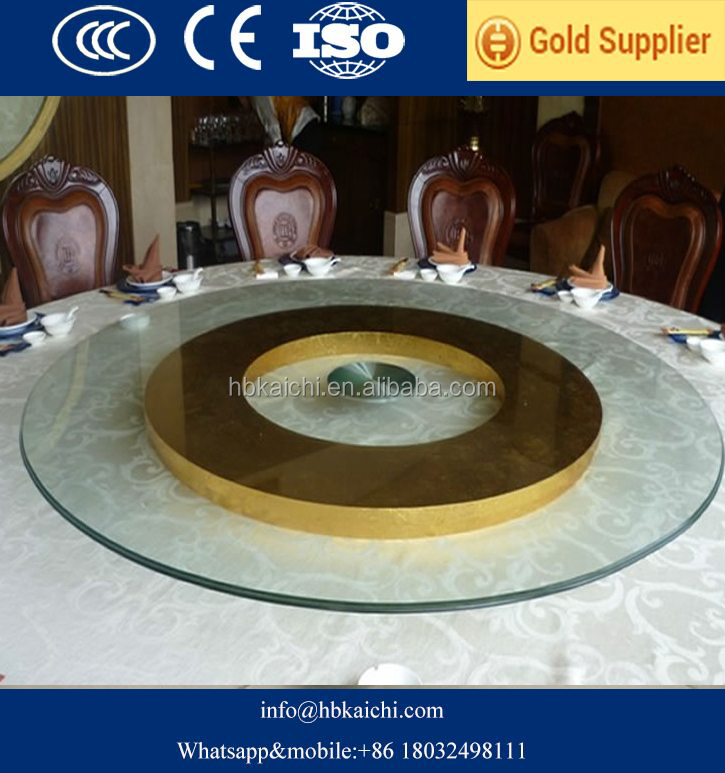 Hotsell 6mm tempered glass table top for dining table