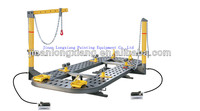 car chassis car denting equipment auto body pulling equipment