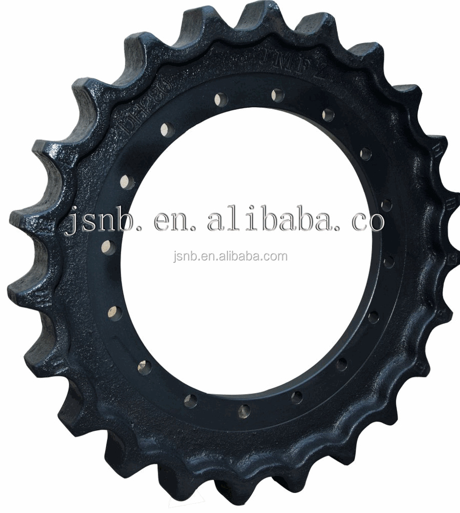 High quality undercarriage parts Excavator sprockets