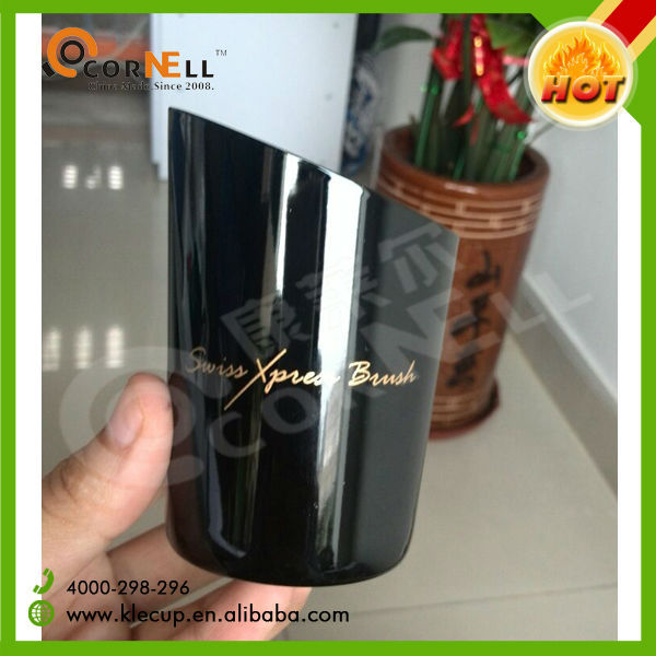 Incision Design & Shinny Gold LOGO Brand Supplier Customized Stainless Steel beer pint glass Pint Cup