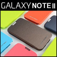 Samsung Galaxy Note2 GT-N7100 Mercury Original Flip PU Leather Wallet Phone Case