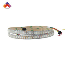 Good Aiworkfun cheap price full color smd 5050 144 led strip ws2812