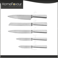 Tested Large Factory ITS Standard Modern Japanese Knife Set For Kitchen