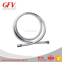 GFV-SH019 Hot sell silver pvc shower hose