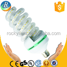 24W Spiral energy saving lamp