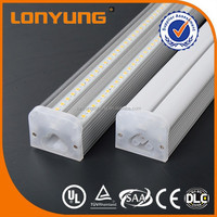 ul dlc etl integrated 10w 600mm t5 led tube smd 2835 t5 led components tube