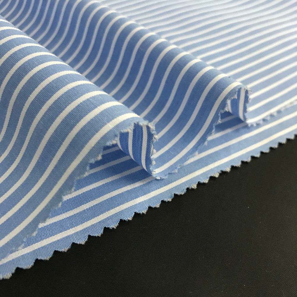 factory direct tc 65% 35% yarn dyed fabric <strong>poly</strong> cotton plain comb woven fabric material textile lining for pajamas and lining