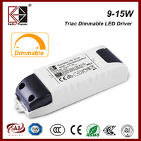 KEGU Constant Current Triac Dimming LED Driver with CE SAA Certificate