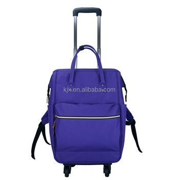 Custom Shopping Trolly Bag with Wheels