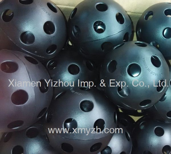 New design plastic hollow ball for gaming