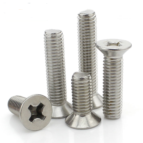 DIN7991 Flat Head Socket Cap Screws