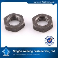 china high quality and low price raw cash wheel bolt nut