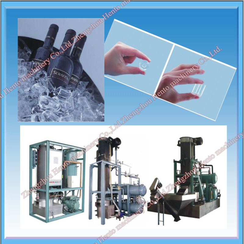 Cheapest 1 Tons Tube Ice Machine Price