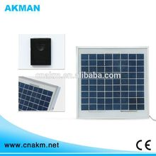 AKMAN high voltage solar panels