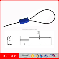New Product Vehicle Trailers Door Seal Lock cable seal JCCS101