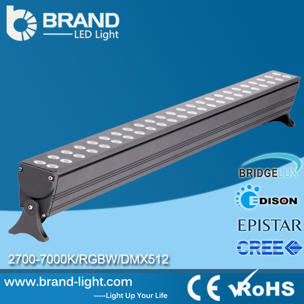 China Manufacture DMX Control Outdoor IP65 Shanghai LED Wall Washer RGB