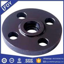 45 Degree SAE FLANGE 3000 PSI Hydraulic Hose Fitting Galvanized Pipe Flange 87341