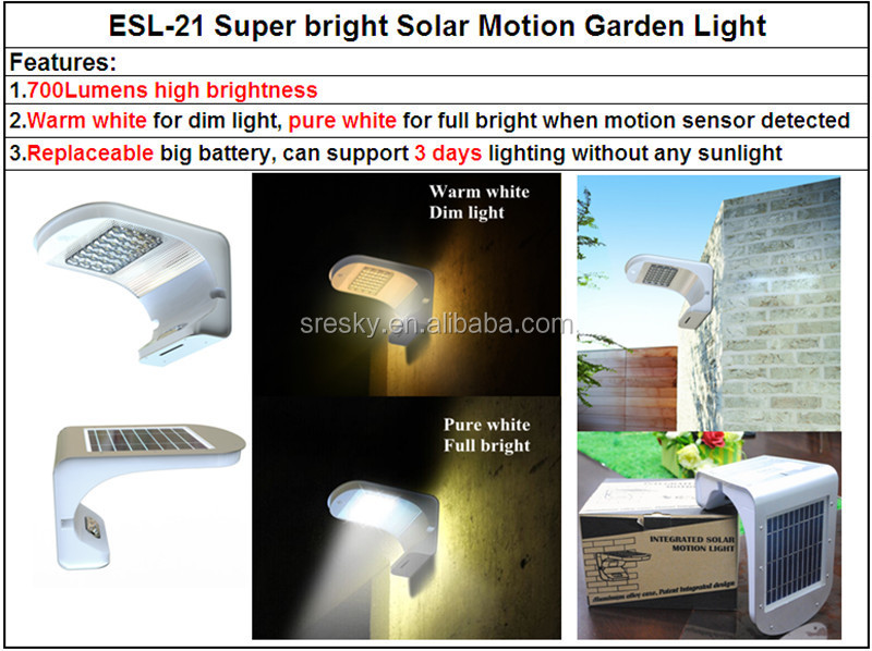 Cheap Wall Mounted Outdoor Solar Lights For Garden Lamp Model