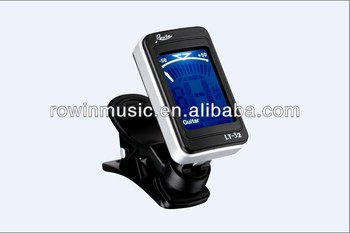 Clip-on LT-32 Guitar Tuner Cheap with Good Quality/ Factory directly