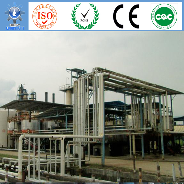 plant biodiesel in bio diesel mass production line manufacturing industry and chemistry