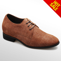 mens italian genuine leather shoes / name brand dress shoes / natural men shoes 236H31-3