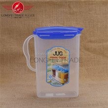 3.2L large clear plastic clay water jug