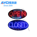 Acrylic LED Open Close Sign for Shop Decoration