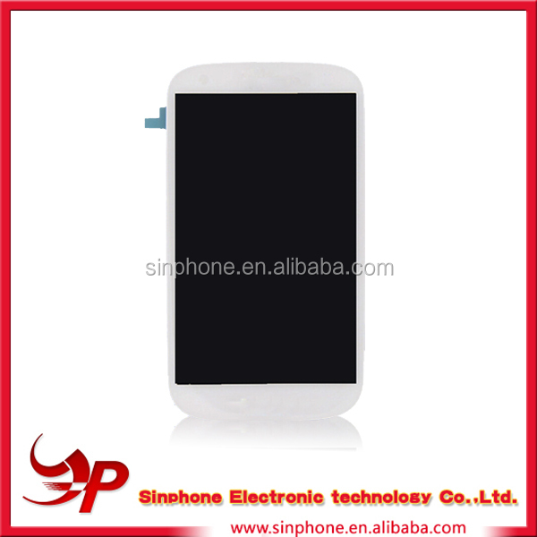 White i9300 Digitizer LCD Touch Screen for Samsung Galaxy S3 iii